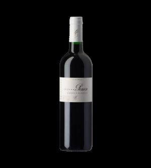 Château Penin Bordeaux superior Rotwein Frankreich trocken