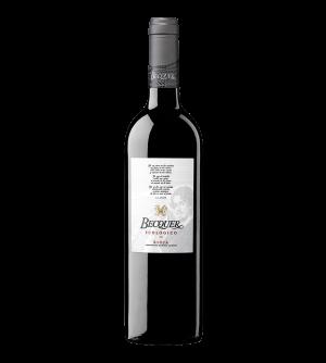 Escudero Becquer Ecologico Rotwein Spanien trocken