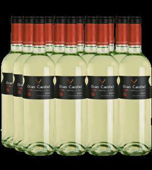 Cachazo Gran Cardiel Verdejo Viura 12 Fl. Angebot Weißwein Spanien trocken