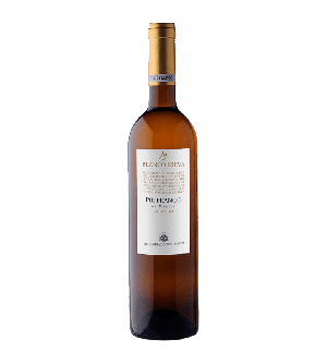 Martue Blanco Nieva Pie Franco Weißwein Spanien trocken