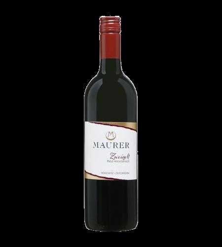 Weingut Maurer Zweigelt Weinviertel DAC Österreich Rotwein trocken