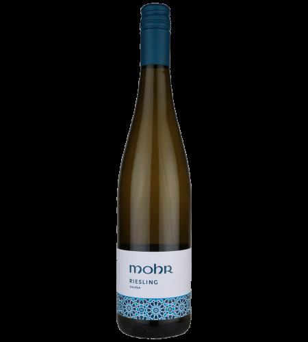 Mohr Riesling Rheingau  QbA Weißwein Deutschland trocken