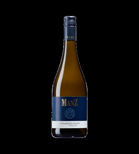 Manz Grauburgunder QbA  Weißwein Deutschland trocken