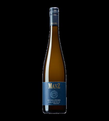 Manz Scheurebe Kalkstein Weißwein Deutschland trocken
