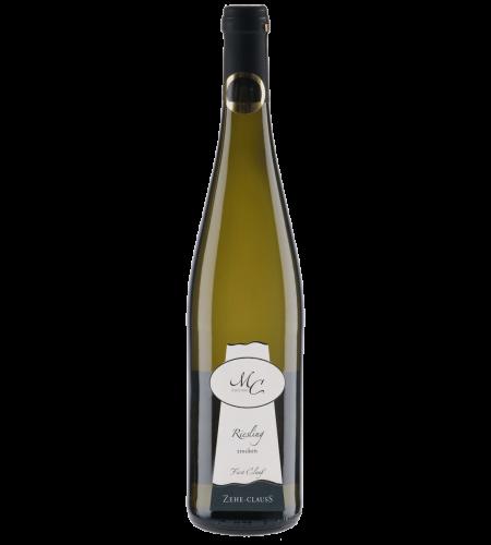 Zehe Clauß First Clauß Riesling trocken Weißwein Deutschland trocken