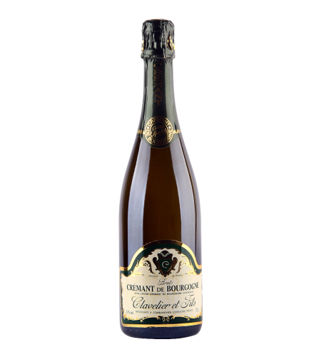 Clavelier et Fils Cremant de Bourgogne Frankreich trocken