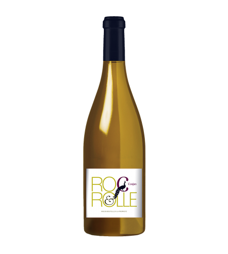 Domaine de Coujan Roc & Rolle Weißwein Frankreich trocken