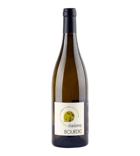 Les Collines du Bourdic Chardonnay IGP Pays d'Oc Weißwein Frankreich trocken