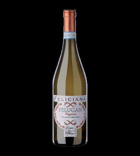 Feliciana Felugan DOC Lugana Weißwein Italien trocken