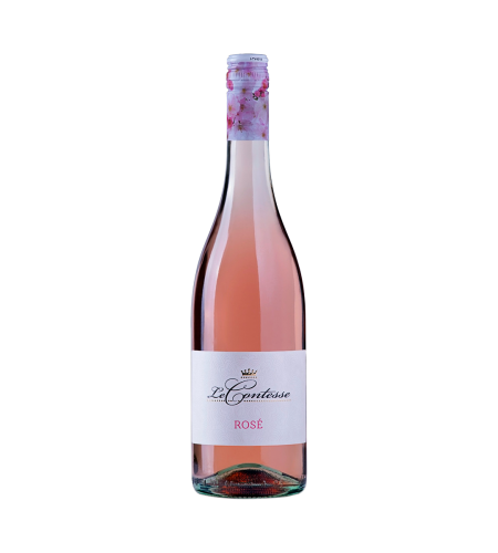 Le Contesse Pinot Rosa Frizzante IGT Marca Trevigiana Rosewein Italien trocken