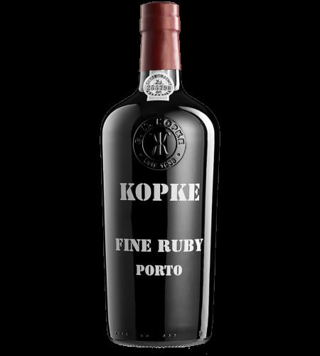Kopke Fine Ruby Port Portwein Portugal trocken