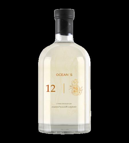 Bodegas Hidalgo Ocean's 12 Gin Spanien