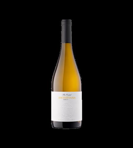 Mas Comtal Antistiana Xarel·lo Weißwein Spanien trocken