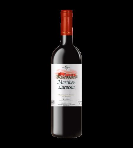 Martinez Lacuesta Tinto Cosecha Rotwein Spanien trocken