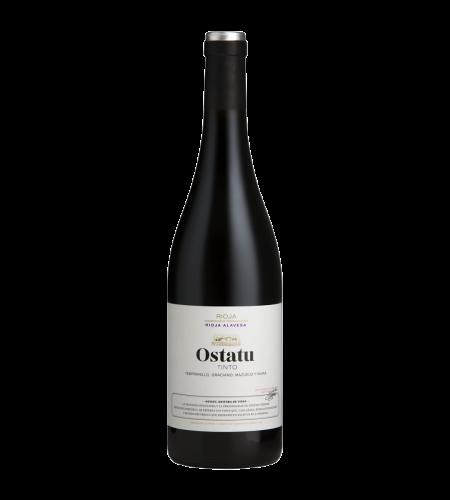 Ostatu TInto Rotwein Rioja Spanien trocken