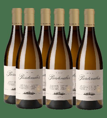 Pardevalles Albarin Blanco 6er Angebot Weißwein Spanien trocken