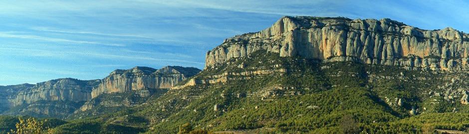 Cingles Blaus Cornudella de Montsant