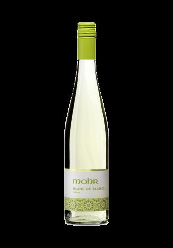 Weingut Mohr Blanc de Blanc vegan DE-ÖKO-039 Weißwein Deutschland trocken