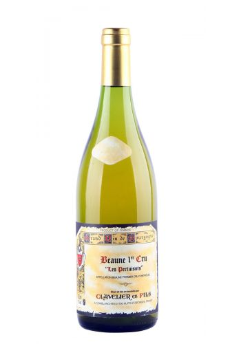 Clavelier et fils Beaune 1er Cru blanc Les Pertuisots A.C. Beaune PremierCru  Bourgogne Weisswein