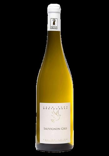 Jean-Yves Bretaudeau Domaine de Colombier Sauvignon Gris  IGP Val de Loire Weißwein Frankreich trocken