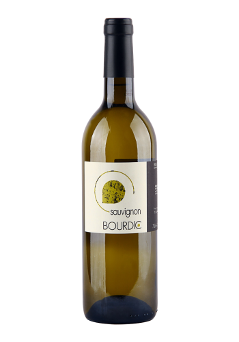 Les Collines du Bourdic Sauvignon Blanc IGP Pays d'Oc Weißwein Frankreich trocken