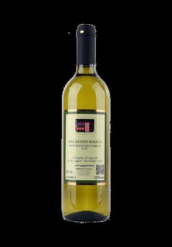 Gaggioli Bagazzino Bianco Pignoletto Dell 'Emilia IGP Bologna Weißwein Italien trocken