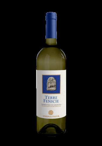 Cantine Sardus Pater Terre Fenice Weißwein Italien trocken