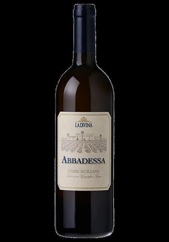 Az Agr Donna Franco La DIvina Abbadessa Weißwein Italien trocken