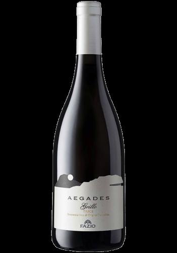 Fazio Aegades Grillo Sizilien Italien Weißwein trocken