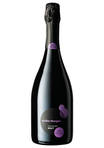 Fazio Muller Thurgau Vino Spumante Brut DOC Erice Sizilien Schaumwein trocken