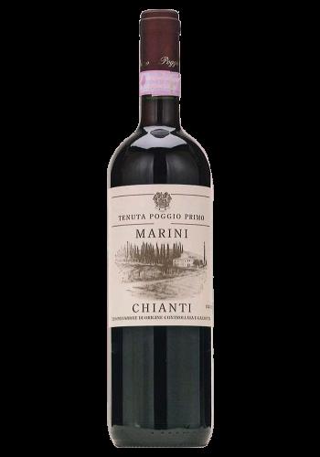 Tenuta Poggio Primo Marini Chianti DOCG Rotwein Italien trocken