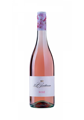 Le Contesse Pinot Rosa Frizzante IGT Marca Trevigiana Rosewein Italien trocken