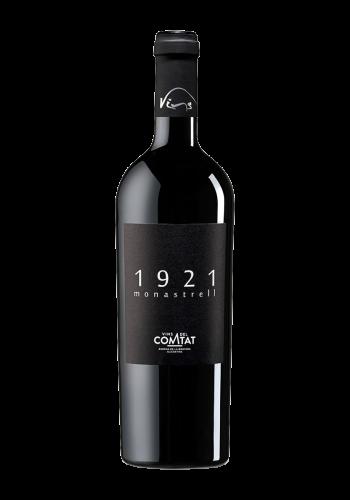 Vins del Comtat Tinto Monastrell 1921 Rotwein Spanien trocken