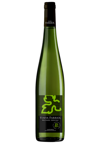 Farriol blanco semi-seco Emporda Costa-Brava Weißwein Spanien halbtrocken