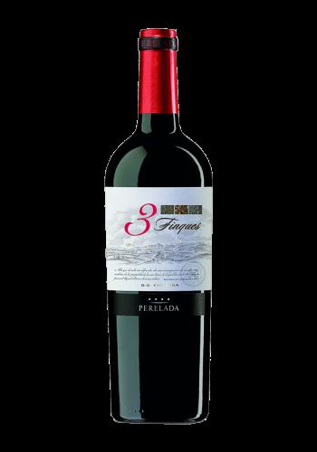 Castillo Perelada 3 Finques Emporda Rotwein Spanien trocken
