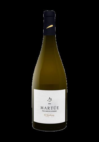 Martue Chardonnay Vinos de Pago Finca  la Guardia Weißwein Spanien trocken