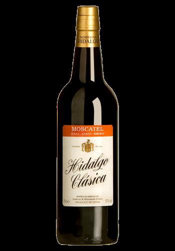 Bodegas Hidalgo - La Gitana Moscatel Sherry Wein Spanien