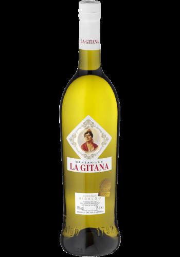 Bodegas Hidalgo La Gitana Manzanilla Sherry Spanien trocken