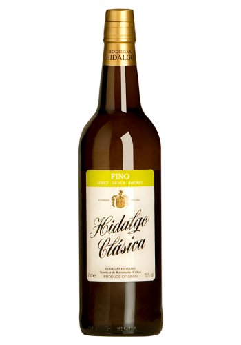 Bodegas Hidalgo - La Gitana Fino Sherry Spanien trocken
