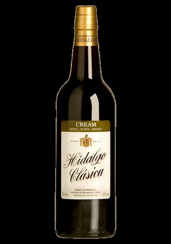 Bodegas Hidalgo - La Gintana Hidalgo Cream Sherry Spanien süß