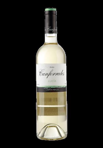 Canforrales Blanco Lucia DO La Mancha Weißwein Spanien trocken