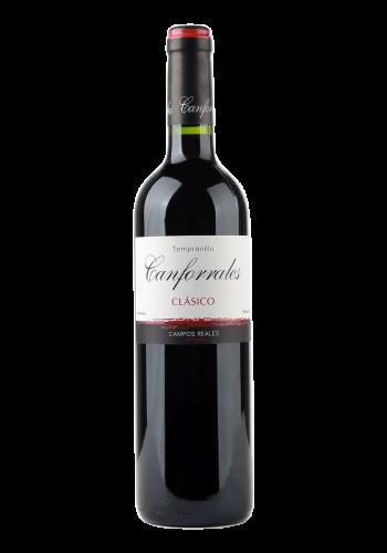 Canforrales Tempranillo Clasico Rotwein Spanien trocken