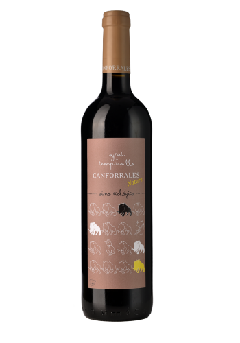 Canforrales Ecologico Tinto Rotwein Spanien trocken