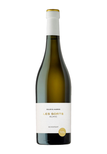 Masroig Les Sort Blanc Montsant Weißwein Spanien trocken