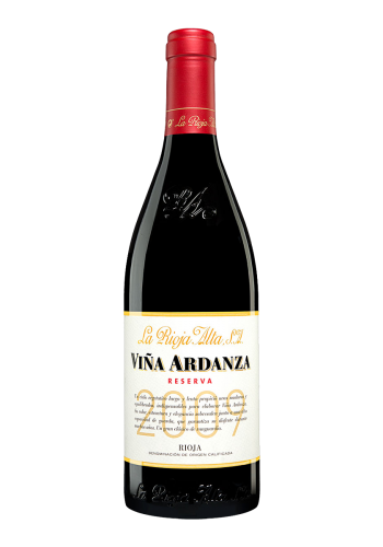 La Rioja Alta Reserva Viña Ardanza Rotwein Spanien trocken