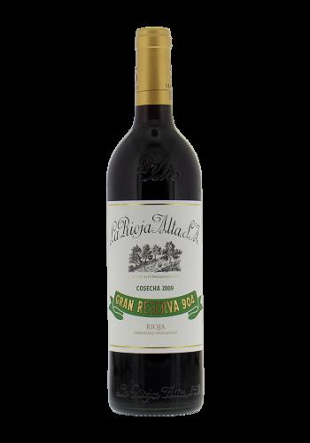 La Rioja Alta Gran Reserva 904 Rotwein Spanien trocken