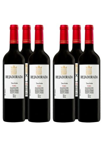Angebot Rejadorada Tinto Toble Rotwein Spanien trocken