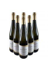 Maurer Weinviertel DAC Grüner Veltliner Weißwein Österreich trocken Konteretikett