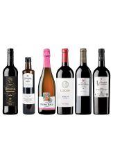 Unser Degustationspaket Escudero beinhaltet die einen Querschnitt von Weinen Bodegas Escudero Weinen, sowie eine Fl. Vermouth und eine Fl. Olivenöl