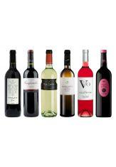 Degustationspaket Top 6 Mix Bodegas Rioja